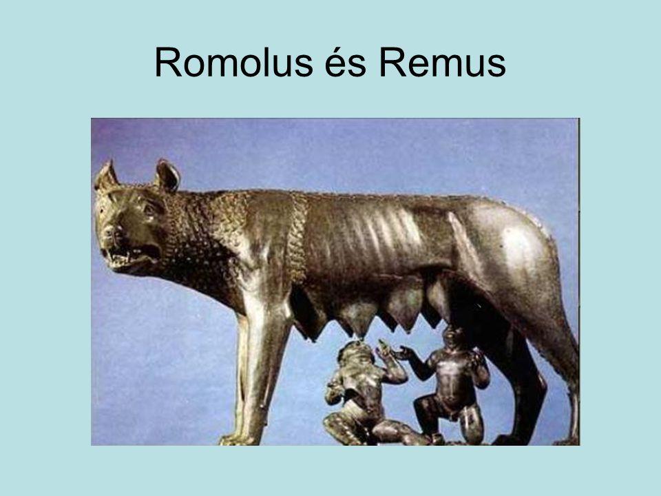 Romolus és Remus