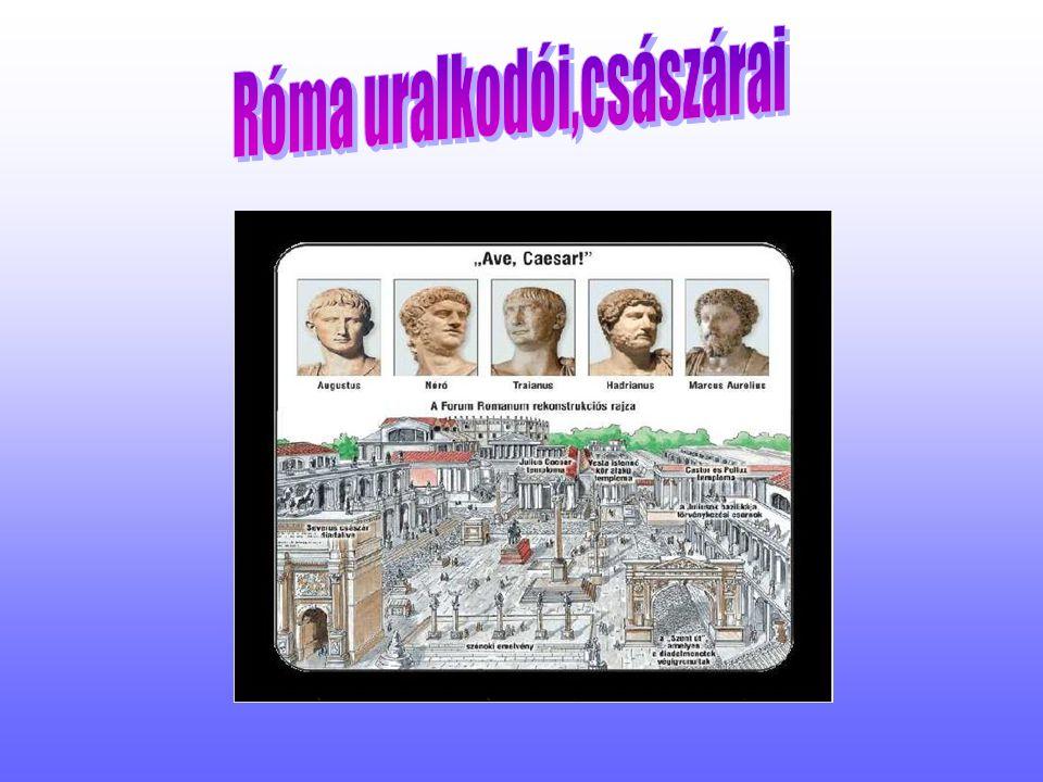 A Colosseum az ókori Róma hatalmas amfiteátruma.