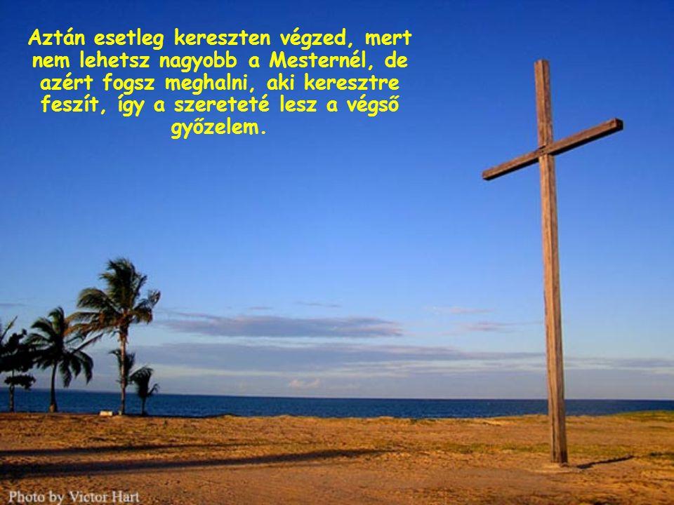 Az evangélium vonzza és ragadja magával őket, mert lenyűgöző, mivel Szeretetbe öltözött Fény.