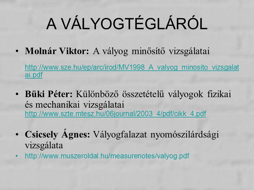 TERVEZÉS, ENGEDÉLYEZTETÉS 2.Műszaki-építészeti előírások: - 253/1997.