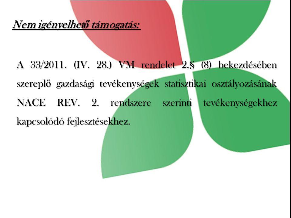 A 33/2011. (IV.