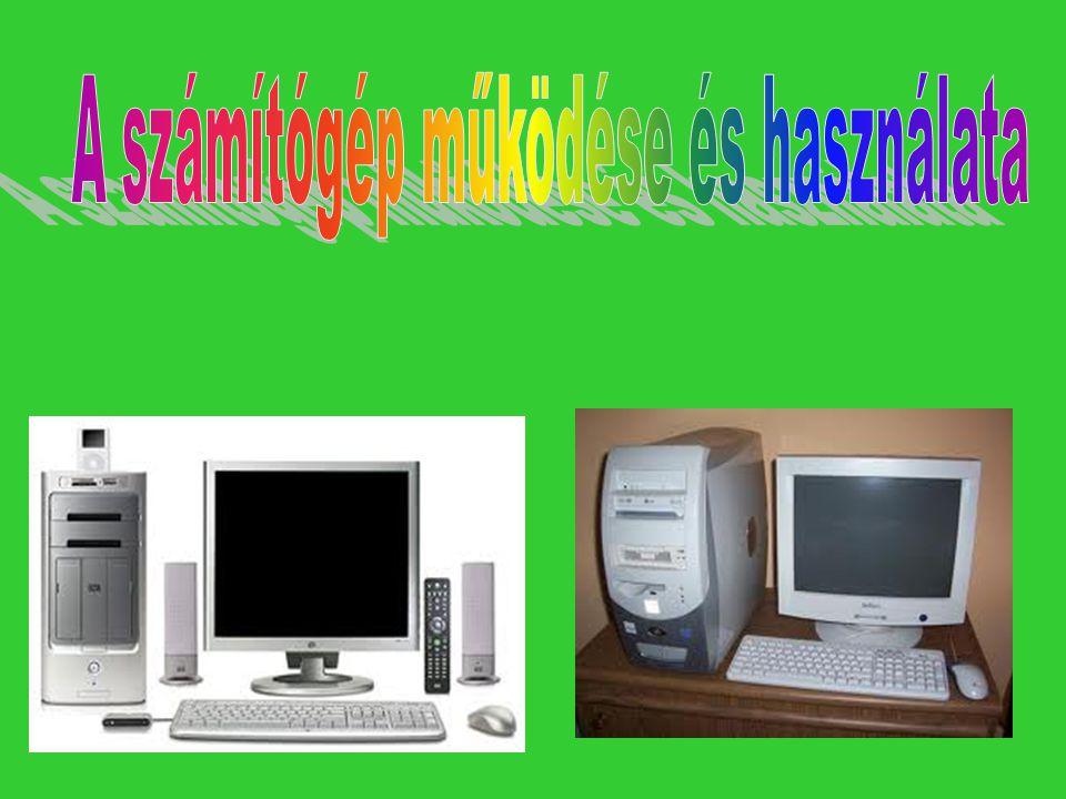 A számítógép működéséhez két elv kell egyszerre működjön: automatizált számolás és programozhatóság.
