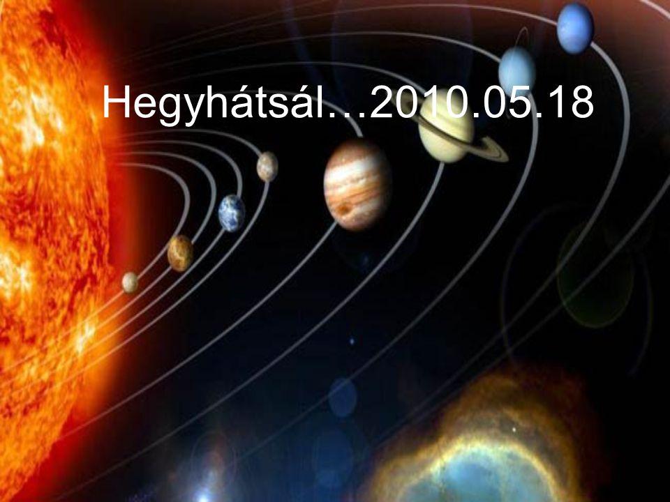 Hegyhátsál…2010.05.18