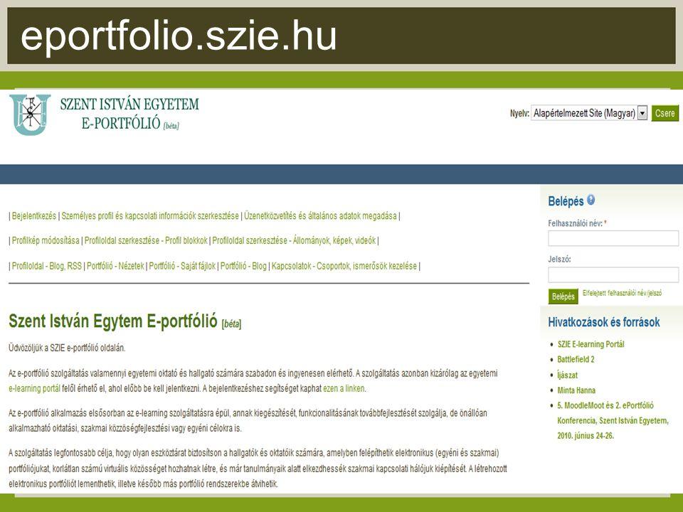 eportfolio.szie.hu