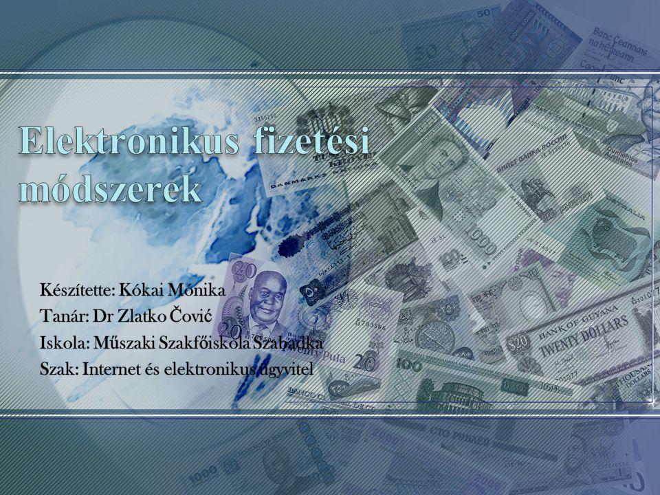 Elektronikus bankolás Gyors, hatékony és biztonságos módja a kommunikációnak és az üzleti kapcsolatnak a Bankal.
