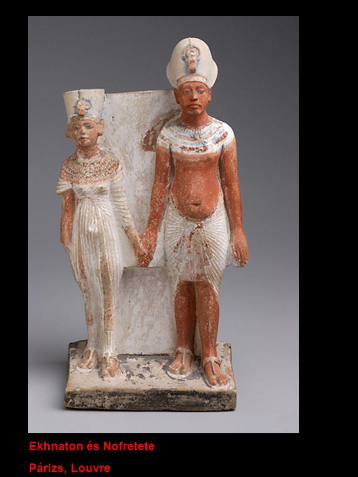 Kígyós Istennő ~Kr.e. 1500 Égei civilizáció Knósszosz