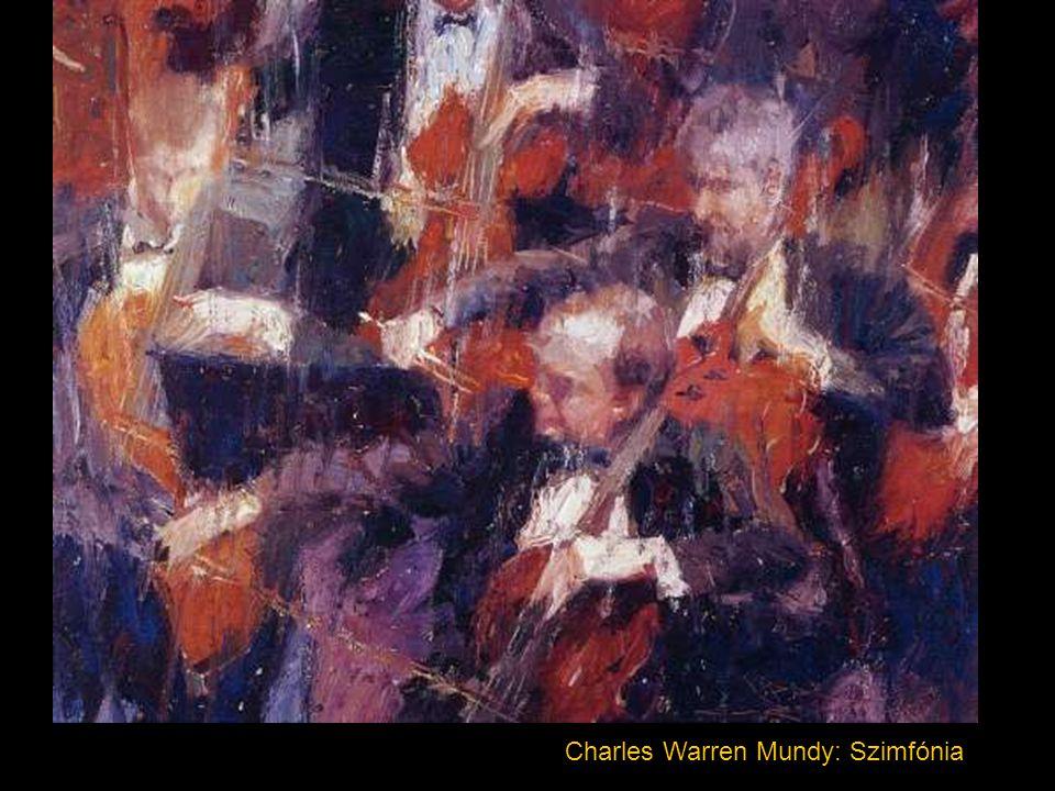 Charles Warren Mundy: Szimfónia