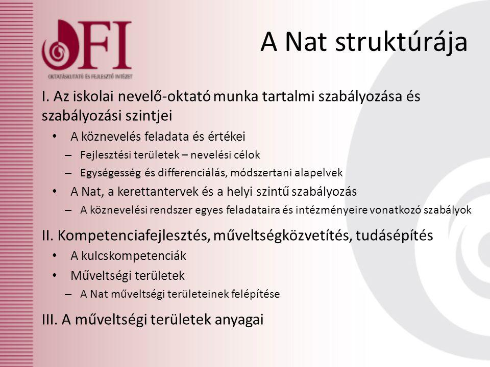 A Nat struktúrája I.
