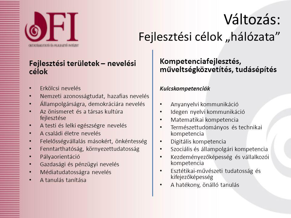 Közműveltség Közösségi értékű elismert, lényeges (releváns) és továbbépíthető tudás.