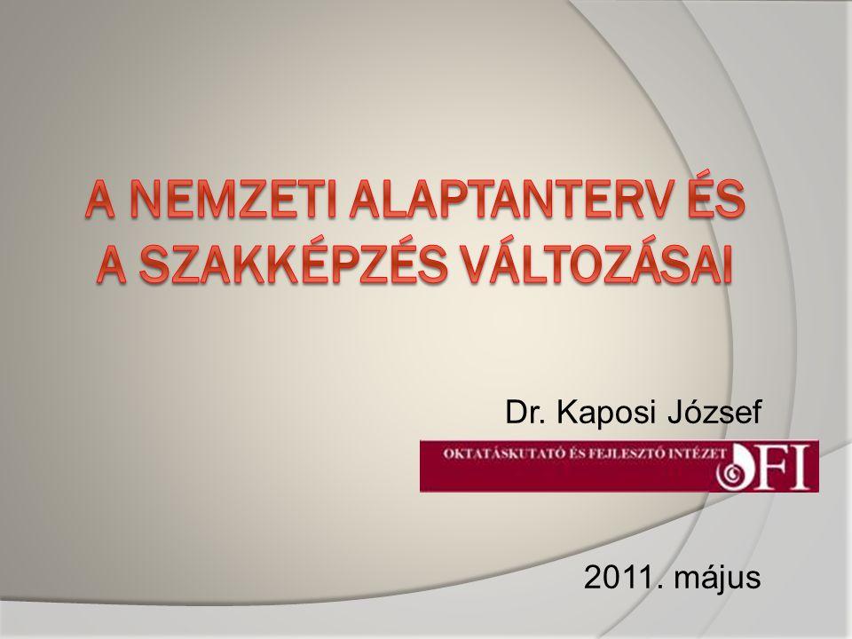 Dr. Kaposi József 2011. május