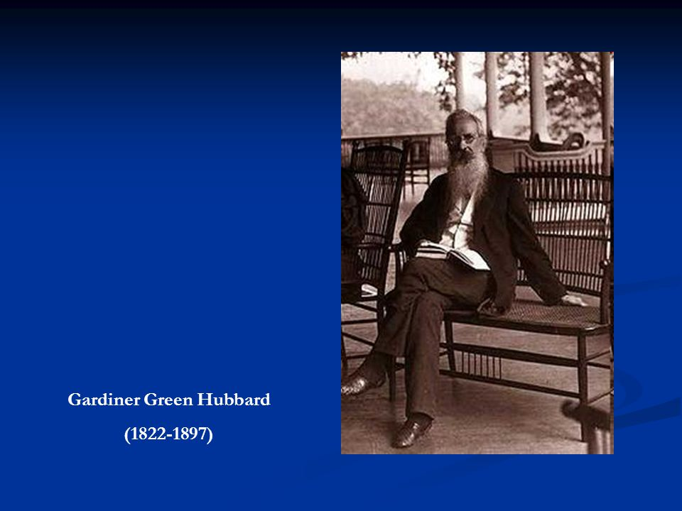 Gardiner Green Hubbard (1822-1897)