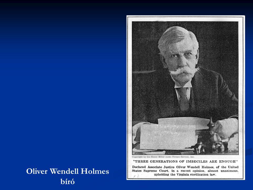 Oliver Wendell Holmes bíró