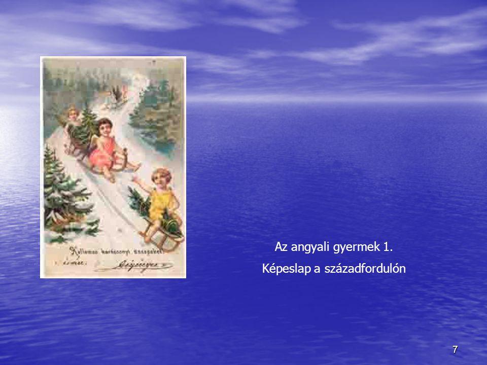 """18 Az """"eszményi gyermek Romantikus gyermekábrázolás. Otto Philip Runge: A Hülsenbeck-fiúk, 1803."""