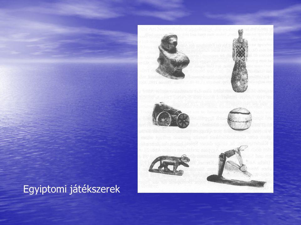 Egyiptomi játékszerek