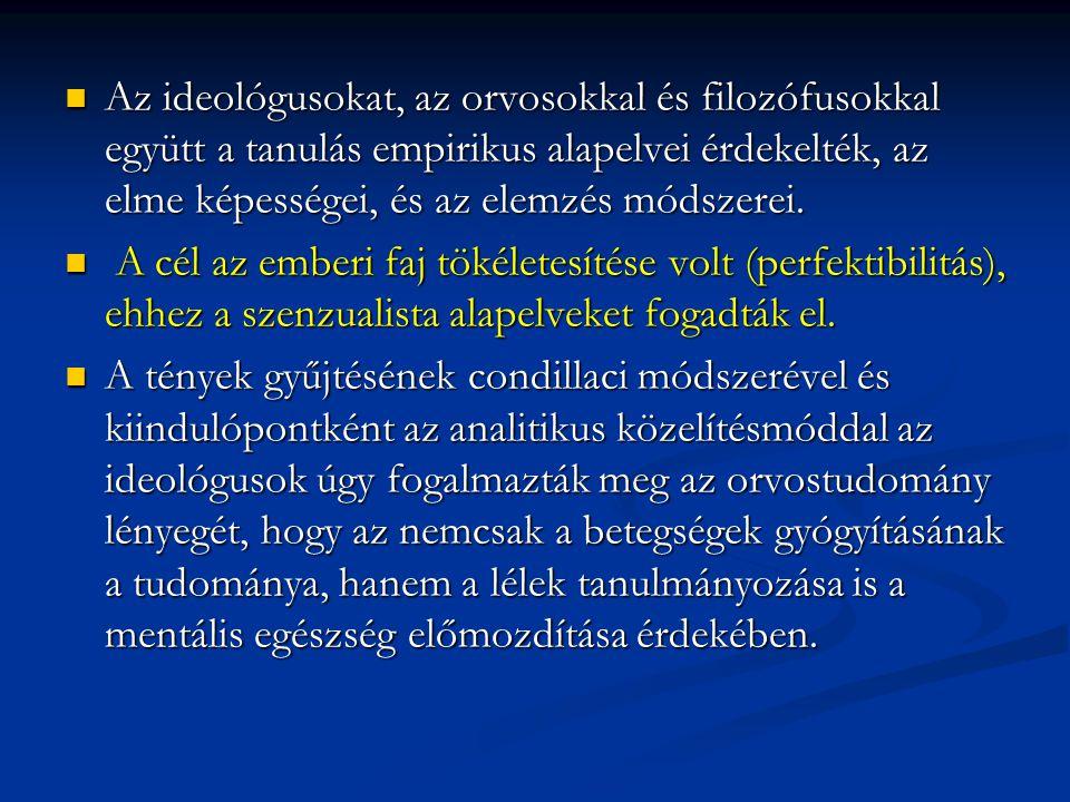 Seguin azonban a francia szenzualistákat követve úgy vélte, hogy az értelmi visszamaradottságot az agykárosodás kivételével a szenzoros izoláció vagy depriváció okozza: az agysorvadás, akárcsak az izomsorvadás, betegségből ered.