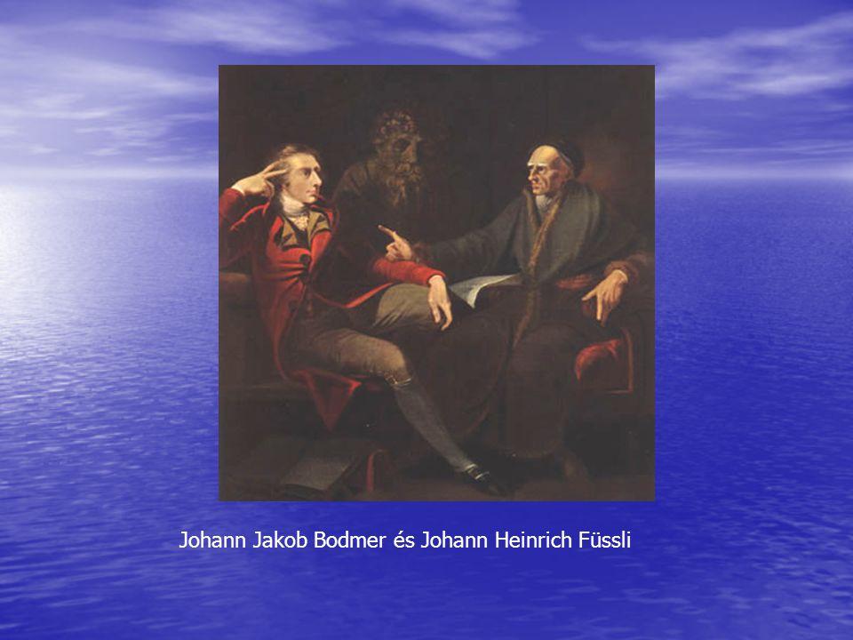 Johann Jakob Bodmer és Johann Heinrich Füssli