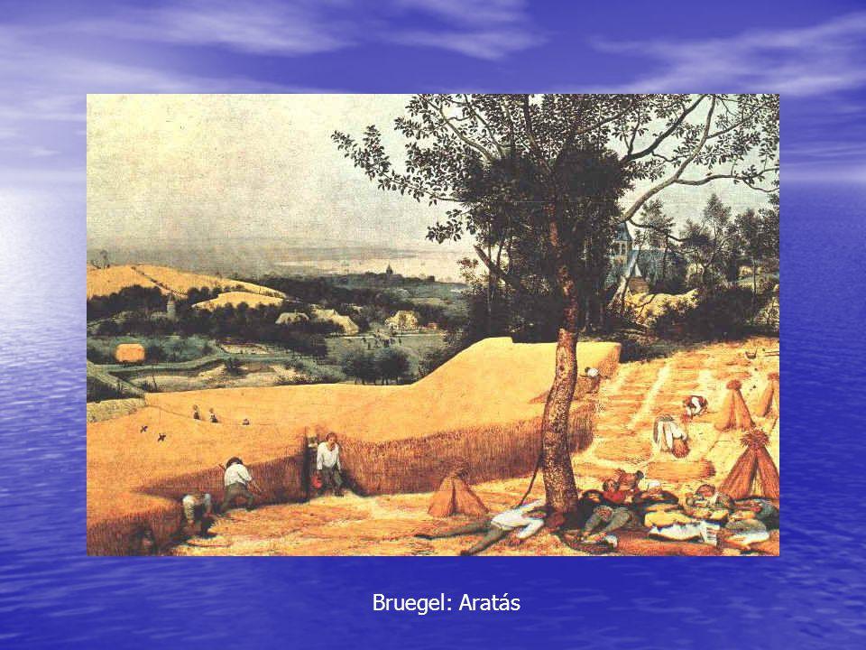 Bruegel: Aratás