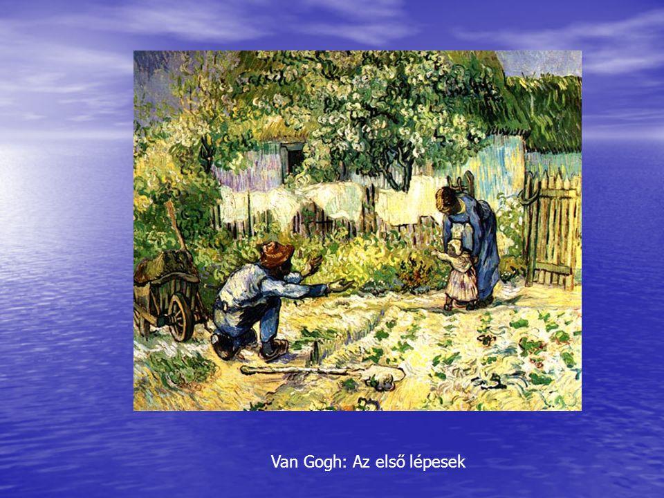 Van Gogh: Az első lépesek