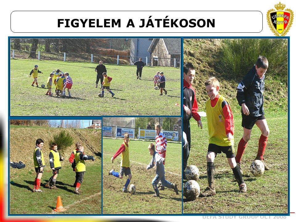 UEFA STUDY GROUP OCT 2008 FIGYELEM A JÁTÉKOSON