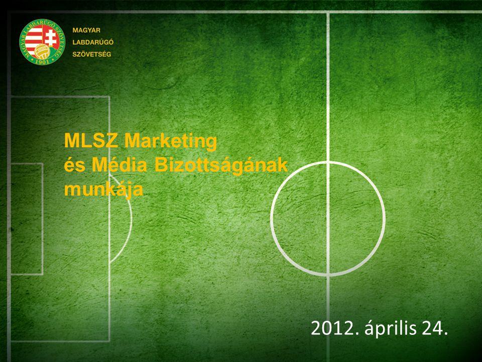MLSZ Marketing és Média Bizottságának munkája 2012. április 24.