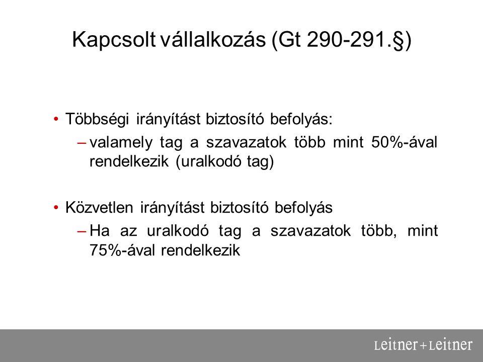 Szokásos piaci árak nyilvántartása (Tao tv 18.§ (5) és 29/D § (14)) Kisvállalkozásra nem vonatkozik (Tao tv 4.§ (24)) –kisvállalkozás = 2004.