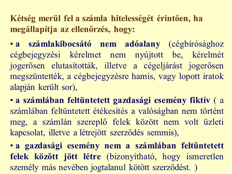 Az áfa törvény 44. § (5) bekezdésének alkalmazása Európai Bíróság döntése: A körültekintő adózót nem szabad megbüntetni. (Magyarországon így járunk el