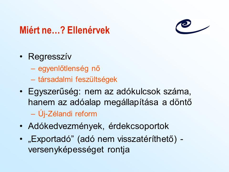 """Szerkezet 1)Elmélet: érvek és ellenérvek 2)Módszertan: mikroszimuláció 3)A 2006-os adó- és juttatási rendszer 4)Egy hipotetikus """"egykulcsos adórendszer hatásai 5)Az """"egykulcsos adó tapasztalatai Kelet-Európában"""