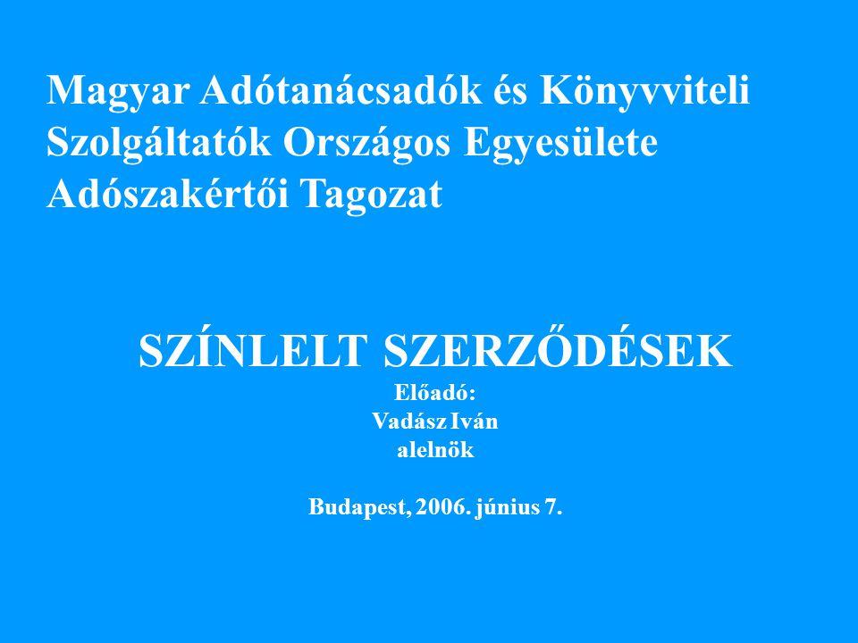 Adómoratórium 2005.évi LI. törvény fekete foglalkoztatás 2005.
