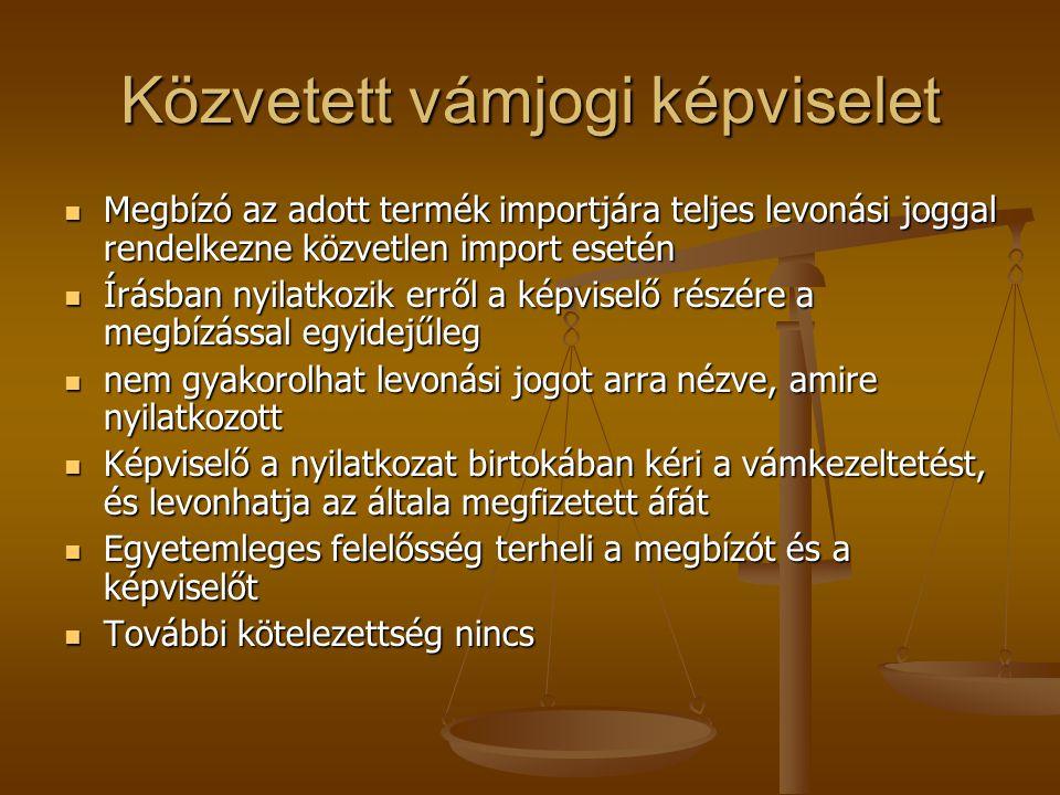 Adómérték változások 2005.évi XCVII. törvény – 2005.