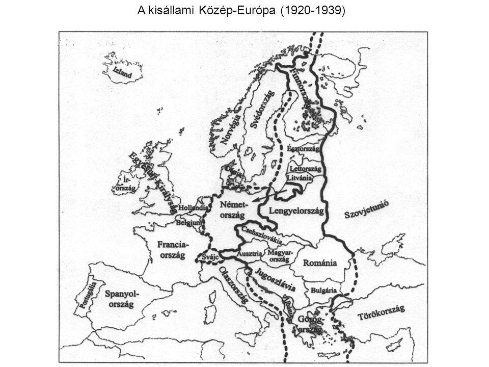 """A """"vasfüggöny , a NATO és a Varsói Szerződés"""