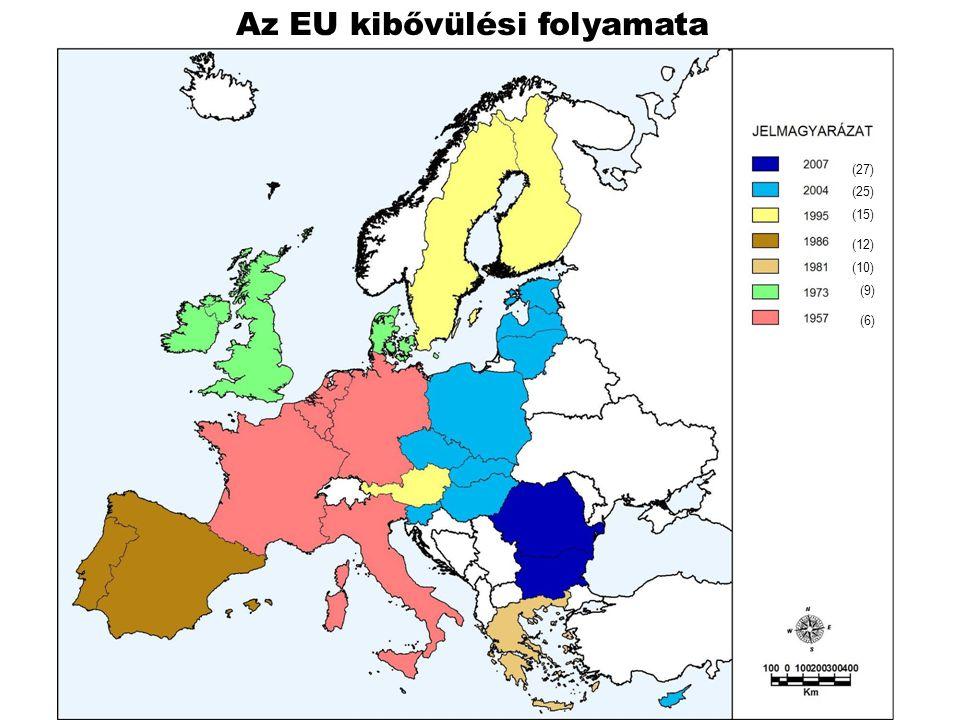 Az EU strukturális politikája, 2000–2006 a bővítést követően