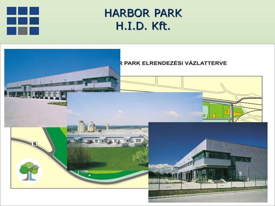 HARBOR PARK H.I.D. Kft. HARBOR PARK H.I.D. Kft.