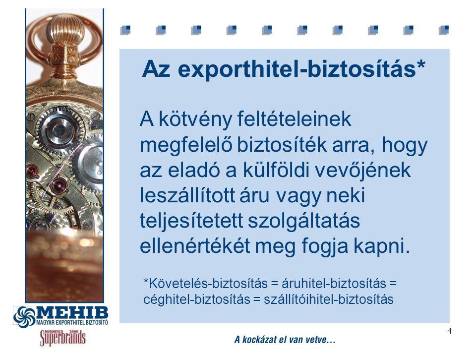 4 A kötvény feltételeinek megfelelő biztosíték arra, hogy az eladó a külföldi vevőjének leszállított áru vagy neki teljesítetett szolgáltatás ellenért