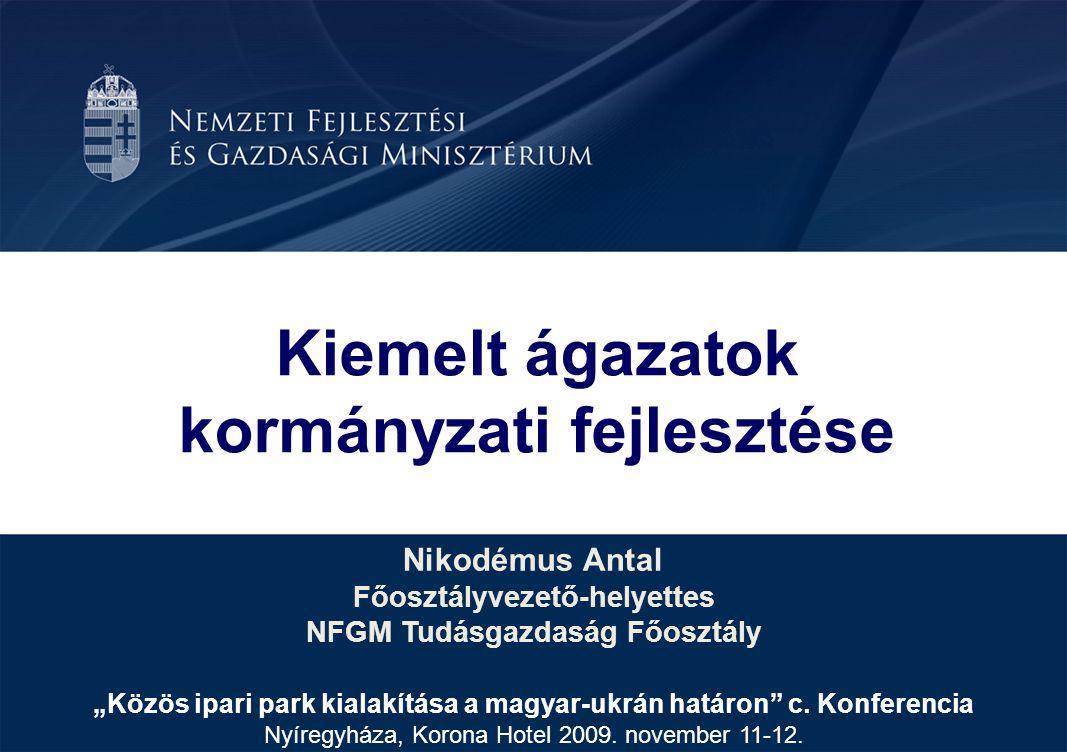 II.4. Infokommunikációs technológiák (IKT)