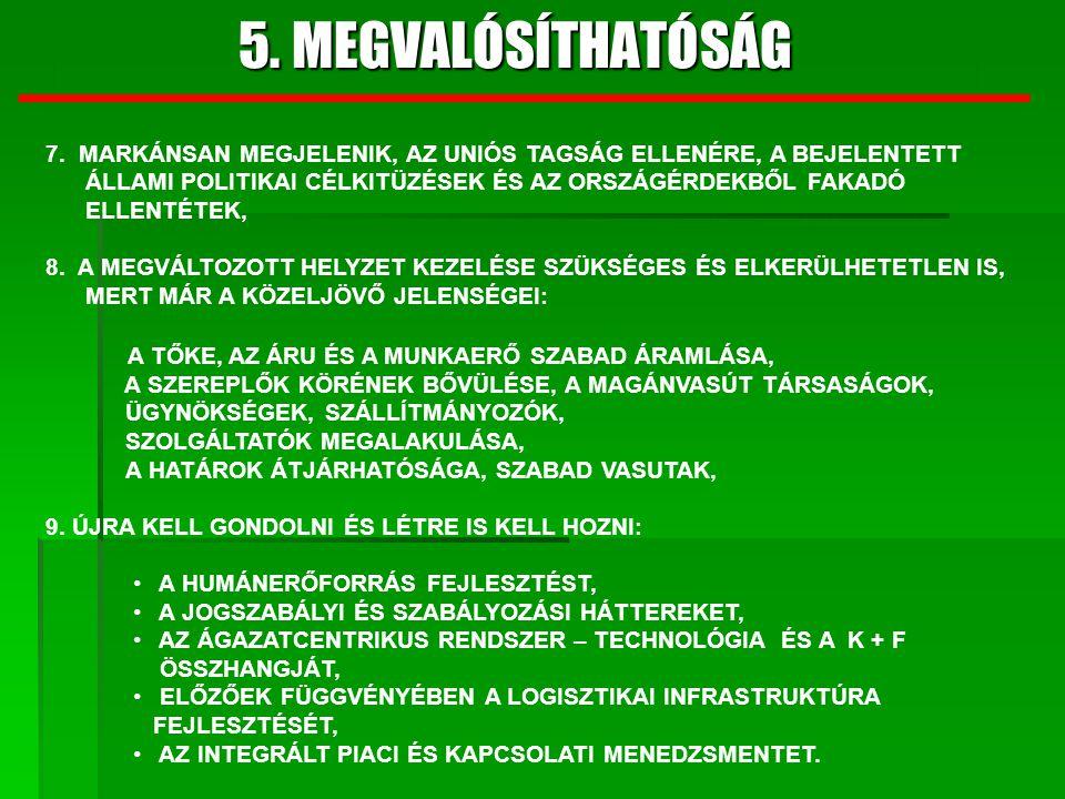  A négyes határ menti Régió földrajzi, elhelyezkedése rendkívül kedvező, a Helsinki V.