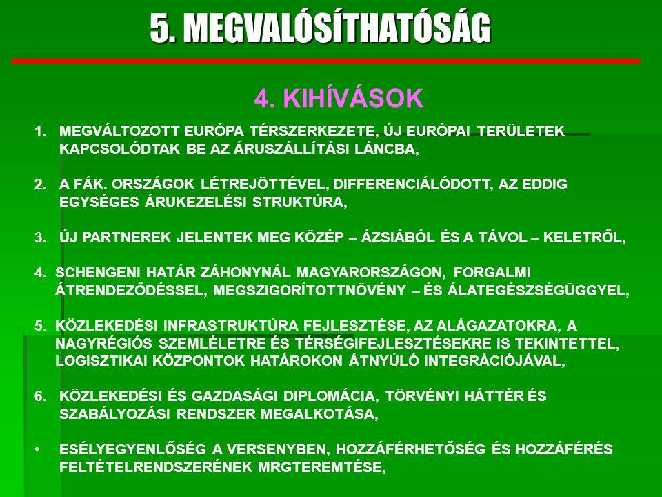 5.MEGVALÓSÍTHATÓSÁG 8.