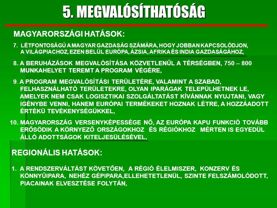 5.MEGVALÓSÍTHATÓSÁG 2.