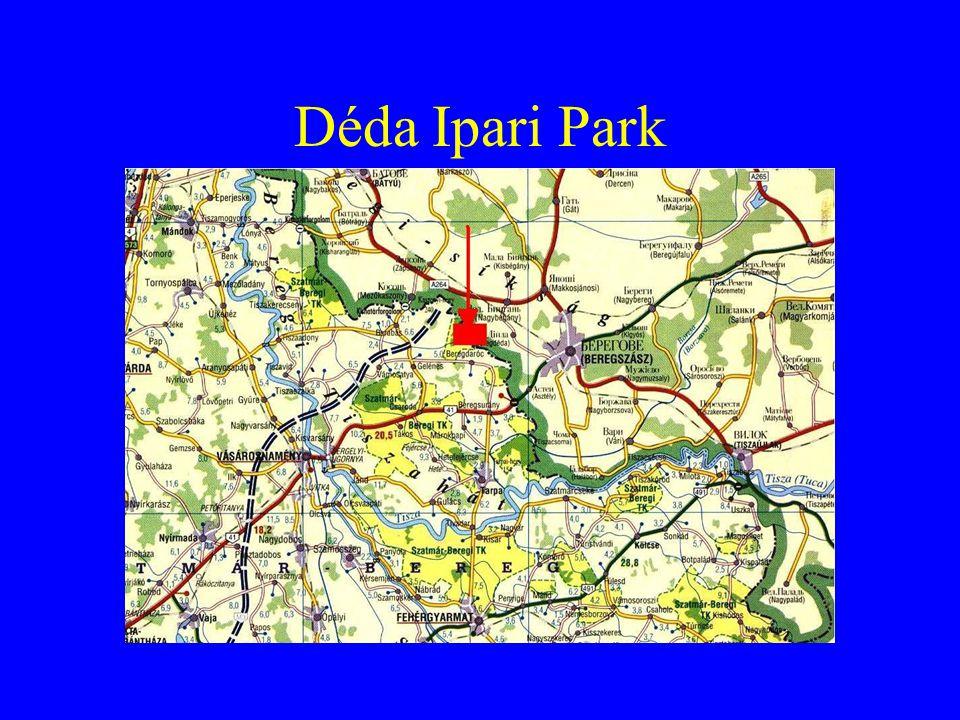 Déda Ipari Park