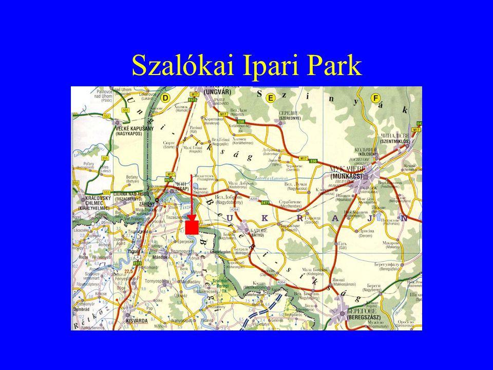 Szalókai Ipari Park