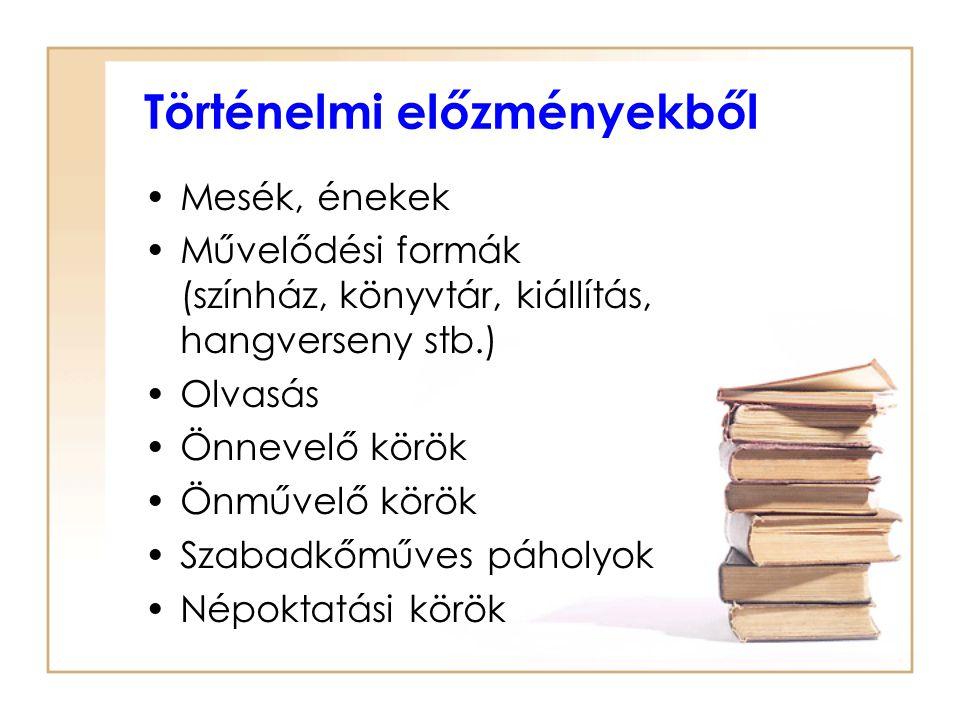 A tanulás fő indokai 1.
