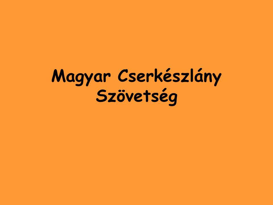 Magyar Cserkészlány Szövetség