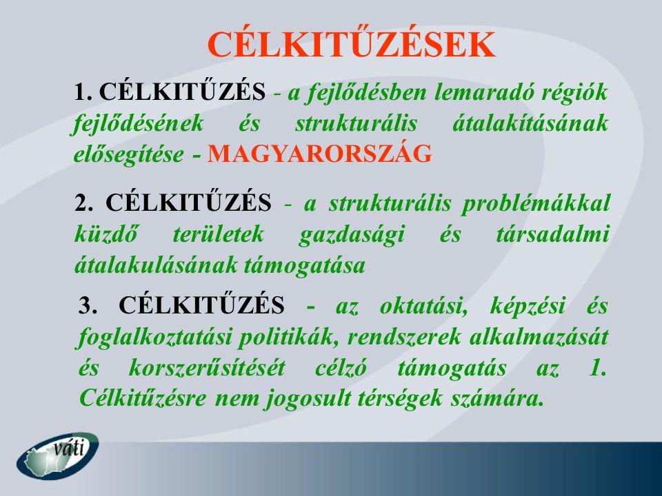 CÉLKITŰZÉSEK 2.