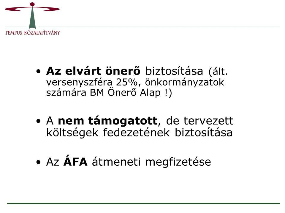 SA és Kohéziós Alapok felhasználásáért felelős hazai intézményekről: 1/2004.