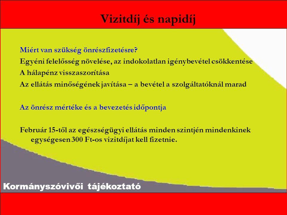 Kormányszóvivői tájékoztató Kb.