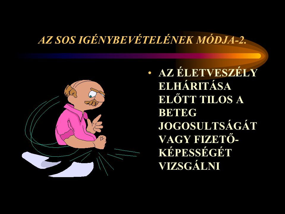 AZ SOS IGÉNYBEVÉTELÉNEK MÓDJA-2.