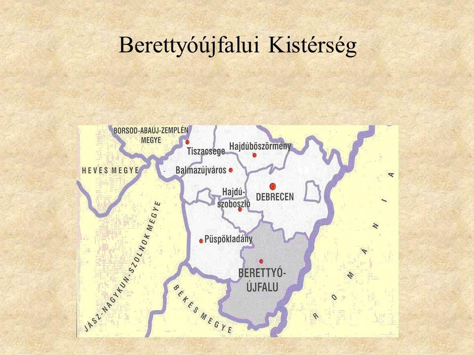 Berettyóújfalui Kistérség