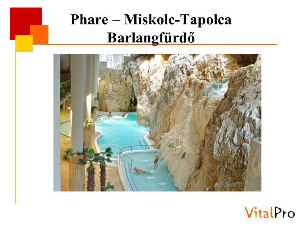 Phare – Miskolc-Tapolca Barlangfürdő