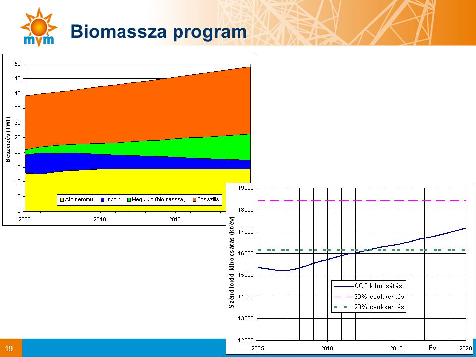 19 Biomassza program