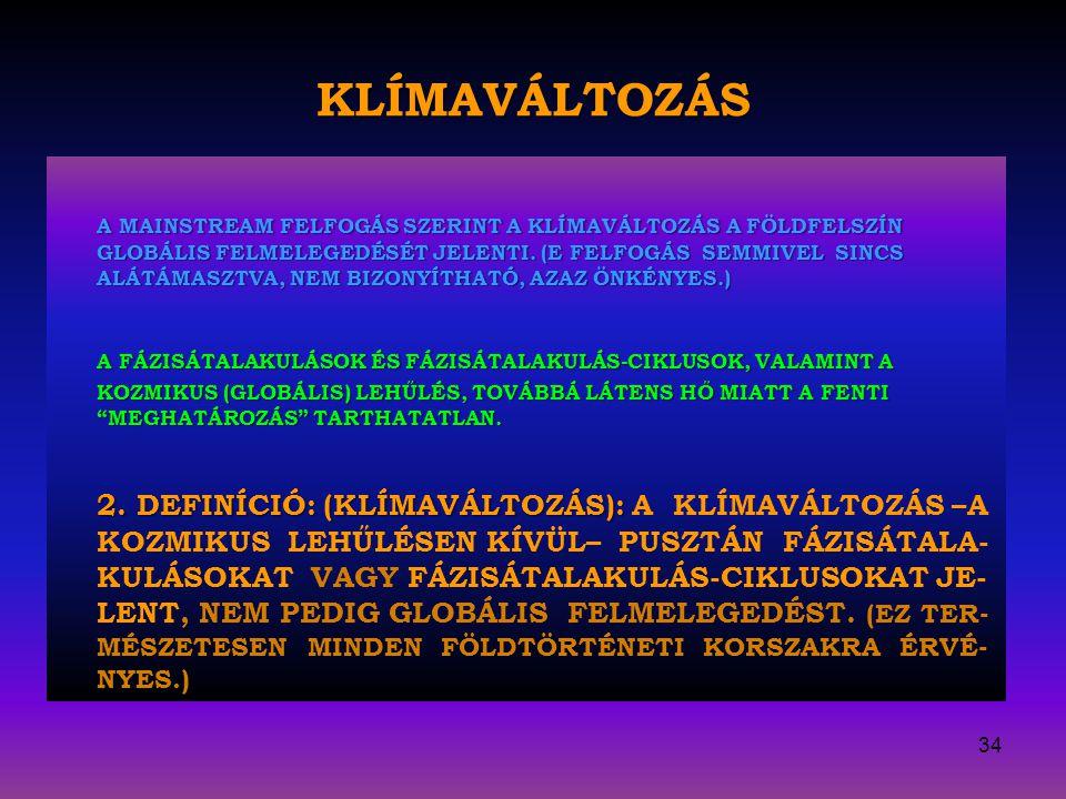KŐZET-CIKLUSOK 3. Ábra Kőzetek fázisátalakulásai 33