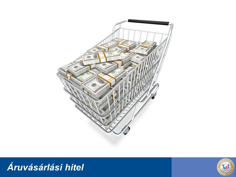 Áruvásárlási hitel